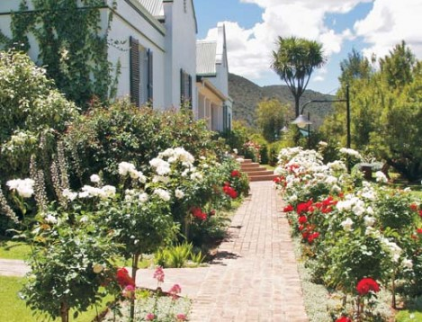 SA-GardenRoute-AltesLandhaus-entrance