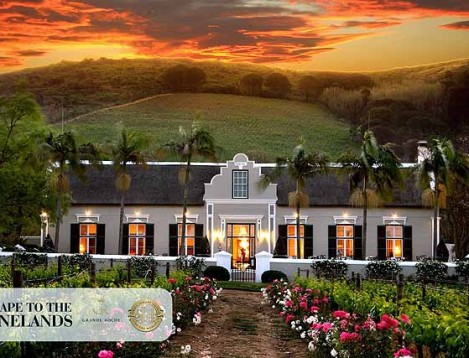 SA-Winelands-GrRoche-Manor House2