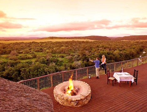 SA-EasternCape-Shamwari-Riverdene-deck and view